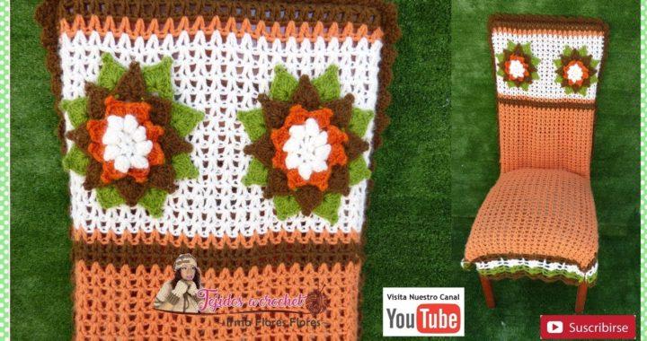ParteCrochet A eu Realiza Paso Para Silla Crochet 1º Funda sCtQrdxh