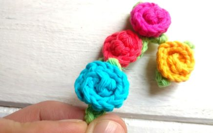 Flores Crocheteu Part 10