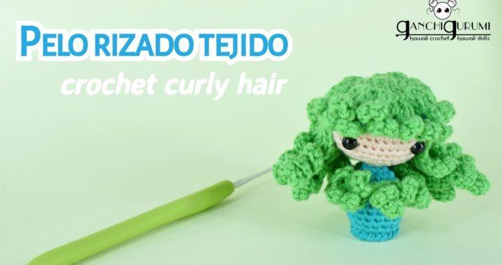Cómo Hacer Pelo Rizado Para Muñecas Tejer Pelo Amigurumi