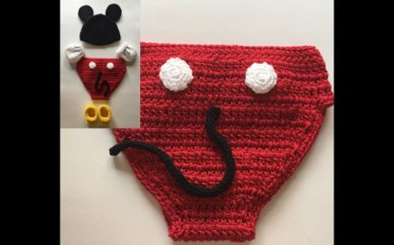 Baby Crochet Eu Part 6