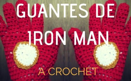 Iron Man – La Madriguera de Ganchillo | 272x436