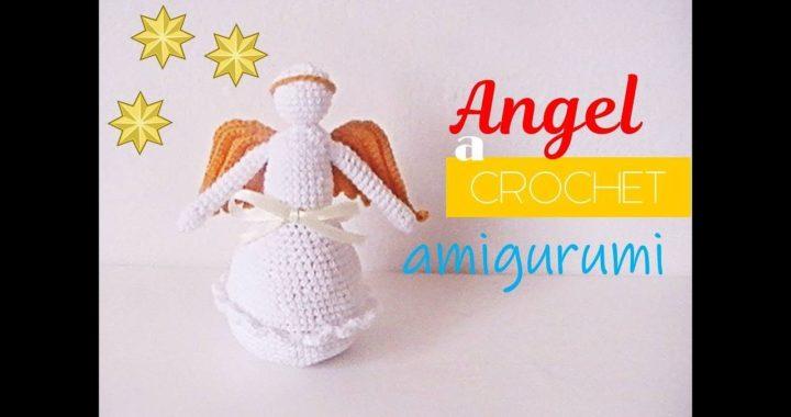 Patron Amigurumi Hello Kitty Angel - Saekita Ganchillo | 380x720
