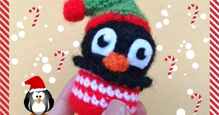 Ravelry: Simple Amigurumi Penguin pattern by Jen Hayes   380x720