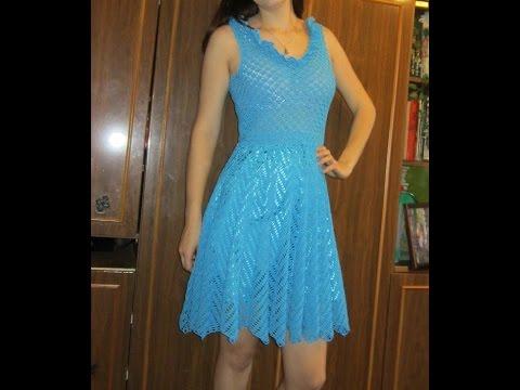 Vestidos Tejidos En Crochet Para Dama Crocheteu