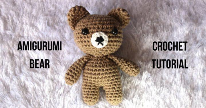 misyel shin Crochet designer: tutorial amigurumi doll | 380x720