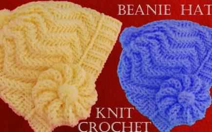 Como tejer gorro boina a Crochet o ganchillo en punto relieve 93453dd896c