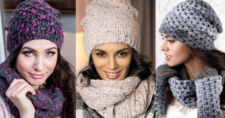Gorros Tejidos A Crochet Para Mujer Tejiendo Perupunto Tunecino