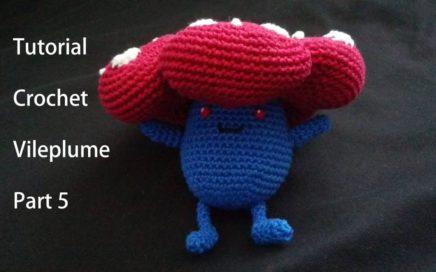LORAINE AMIGURUMIS - Paso a paso para tejer al crochet a Pikachu   272x436