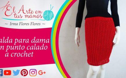 d03787676 falda crochet | Crochet.eu - Part 2