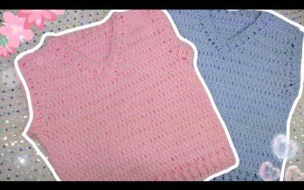 chaleco crochet | Crochet.eu