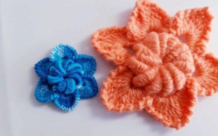 Flores Crochet Crocheteu