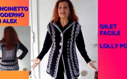 Tops Crochet Eu Part 7