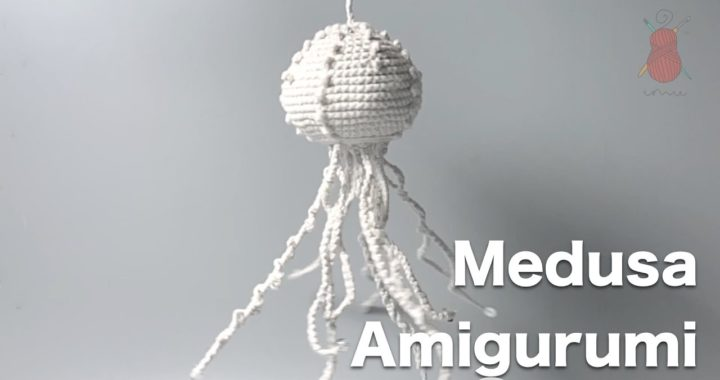 Medusa Tutorial Amigurumi. (Jellyfish English pattern). Amigurumi ... | 380x720