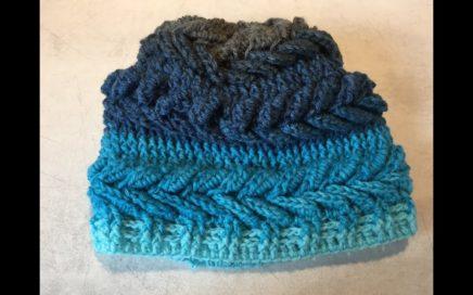 Crochet Ganchillo Crocheteu Part 591