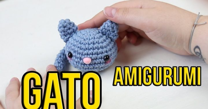 Crochet Cat PATTERN Amigurumi Cat pattern pdf tutorial Tom | Etsy | 380x720