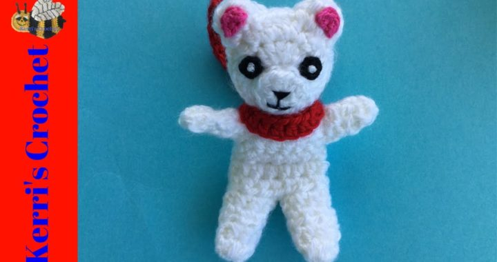 Happyamigurumi: Lucas the Teddy Bear - Crochet Toy Pattern   380x720