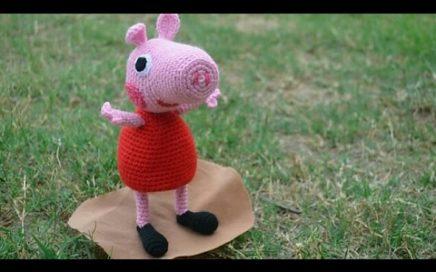 Peppa Pig Toy Crochet Tutorial / Pattern - YouTube   272x436