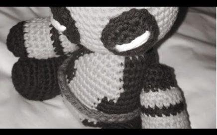Free Crochet Pattern - DeadPool - Jucarie Crosetata (con imágenes ...   272x436