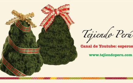 Arbol de navidad tejido con crochet | Navidad trapillo, Arbol de navidad  crochet, Crochet de navidad | 272x436