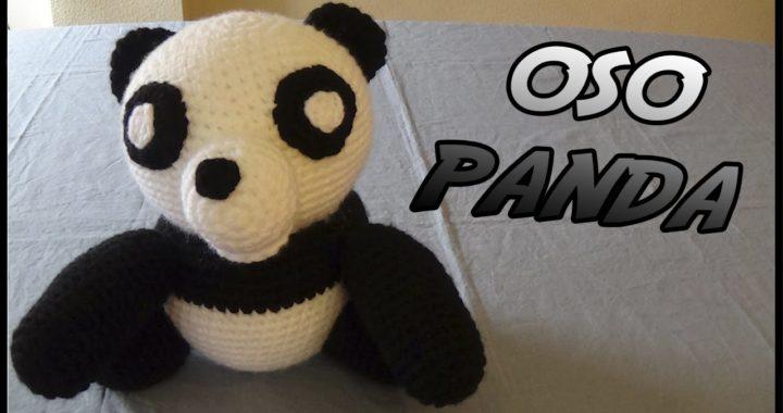 Cómo hacer un panda de crochet - VIX | 380x720